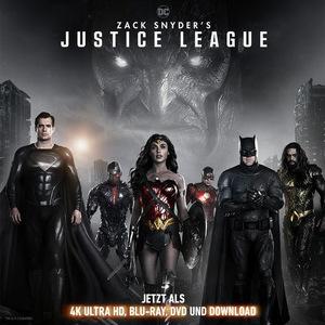 Zack Snyders Justice League © WarnerBros.