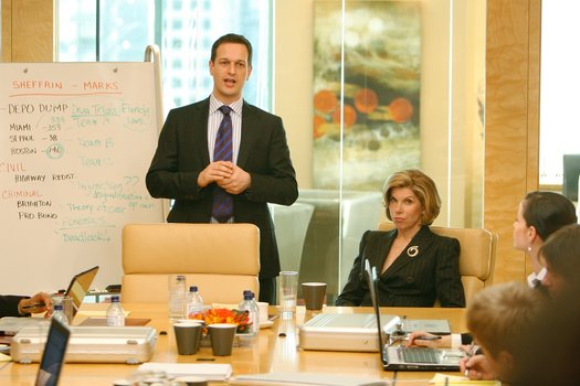 The Good Wife - Staffel 1