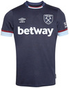 West Ham United 21/22 3rd Jersey powered by EMP (Trikot)