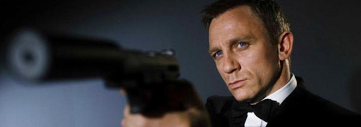 Daniel Craig: Schau mir in die Augen Kleines: Üben für Bond Mimik