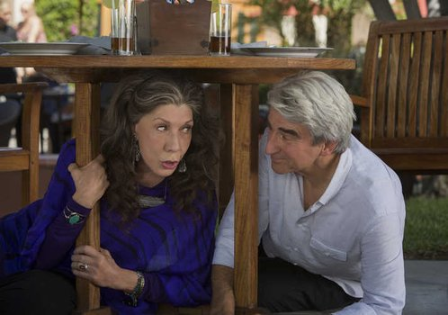 Grace und Frankie - Staffel 1