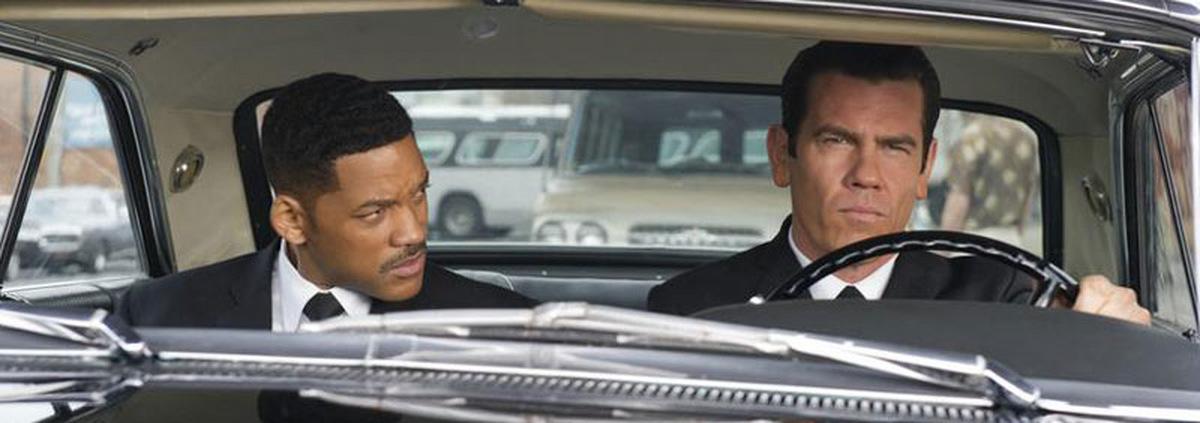 Men in Black 3: Zwischen Josh Brolin und Will Smith stimmt die Chemie