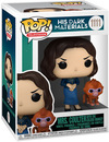 His Dark Materials Mrs. Coulter with the golden Monkey Vinyl Figur 1111 powered by EMP (Funko Pop!)