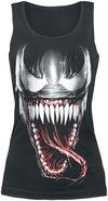 Venom (Marvel) Furious Face powered by EMP (Top)