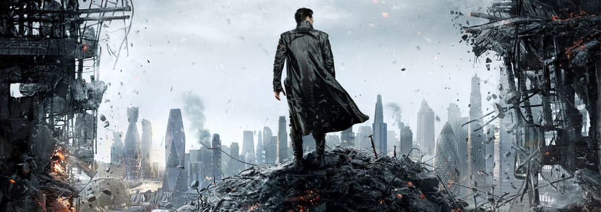 Star Trek 2 - Into Darkness: Pine lobt Benedict Cumberbatch im neuen 'Star Trek' Film