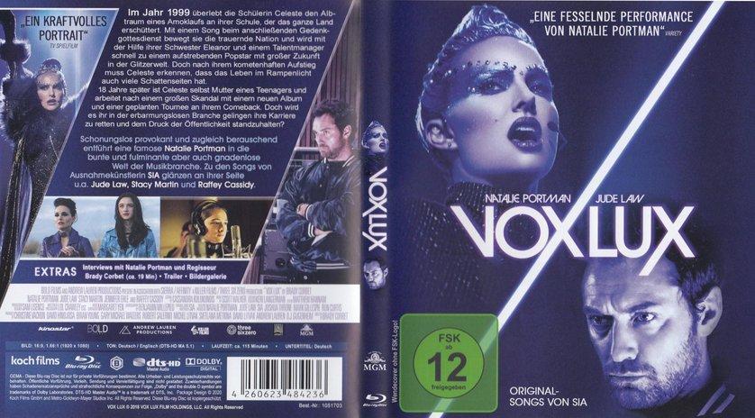 Vox Lux Dvd Oder Blu Ray Leihen Videobuster De