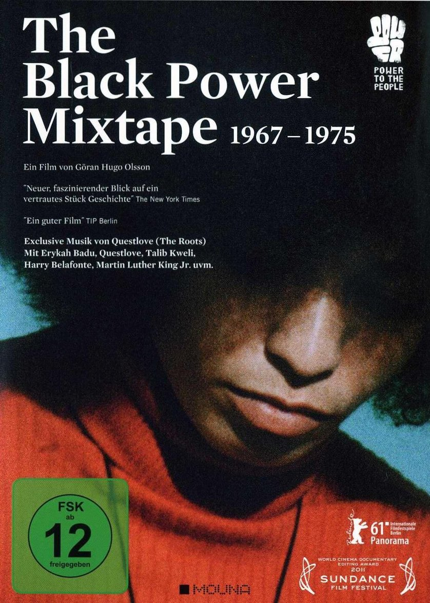 The black power mixtape 1967 1975 2017 avis
