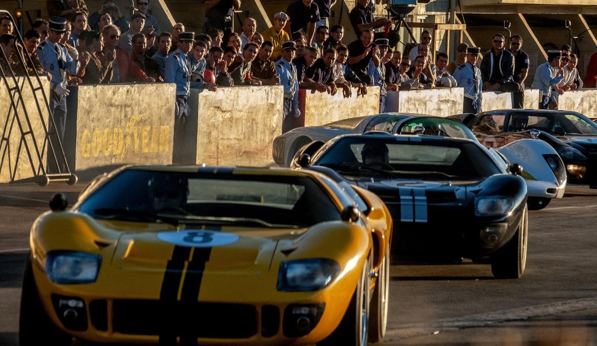 Le Mans 66: Runde um Runde zum Sieg! Le Mans 66