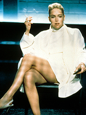 Sharon Stone in 'Basic Instinct' © Kinowelt 1992