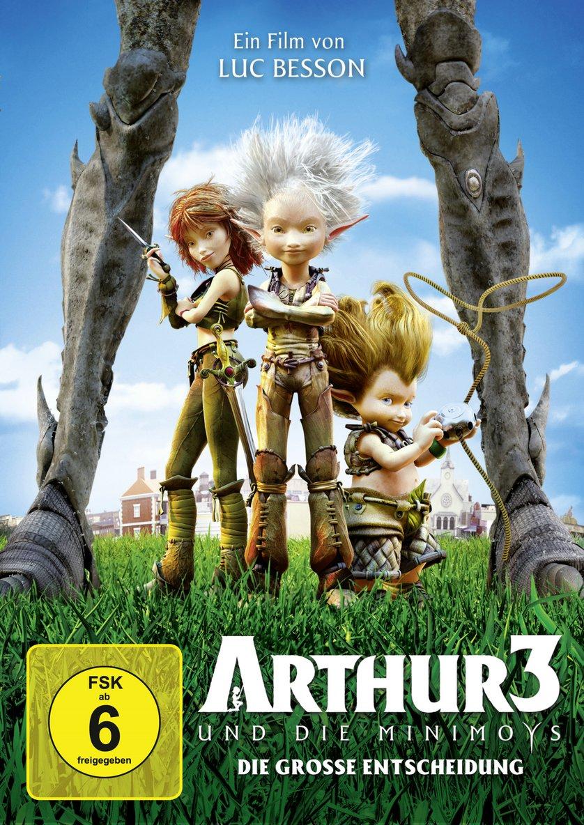 arthur und die minimoys 2 ganzer film deutsch