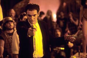 Tarantino in 'From Dusk Till Dawn' © Dimension Films