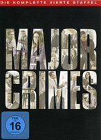 Major Crimes - Staffel 4