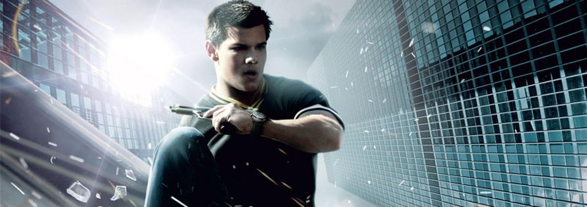 Gefährliche Wahrheit im Kino: John Singleton macht 'Twilight' Star Taylor Lautner 'Atemlos'
