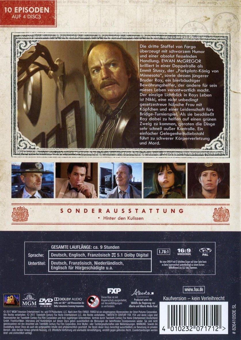 Fargo Staffel 3 Dvd Oder Blu Ray Leihen Videobusterde