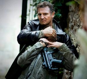 Liam Neeson in 'Taken 2' © Universal 2012