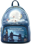 Peter Pan Loungefly - Second Star Glow (Glow in the Dark) powered by EMP (Mini-Rucksack)
