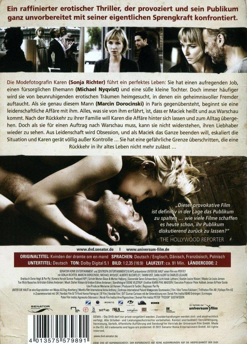 Unter Die Haut Dvd Oder Blu Ray Leihen Videobuster De