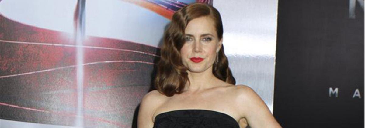 Amy Adams: Adams gesteht sich keine Chance auf Superheldenrolle ein