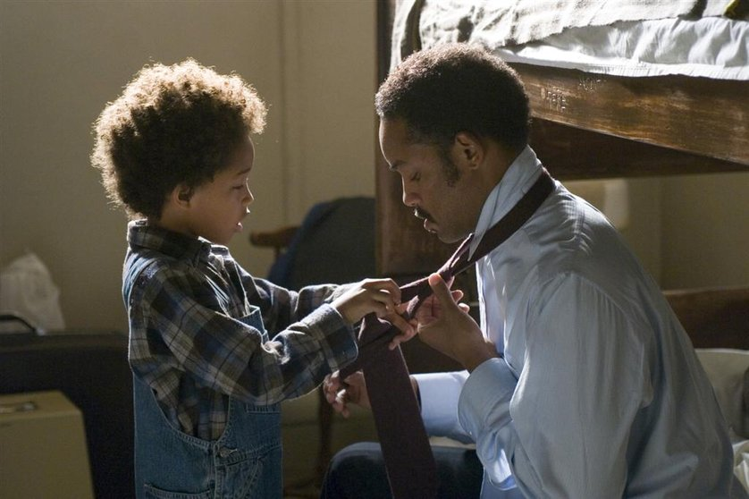 The Pursuit of Happyness (2006) scene