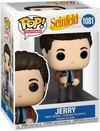 Seinfeld Jerry Vinyl Figur 1081 powered by EMP (Funko Pop!)