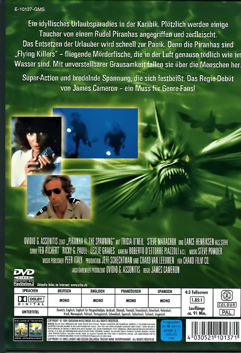 Fliegende Killer: DVD Oder Blu-ray Leihen