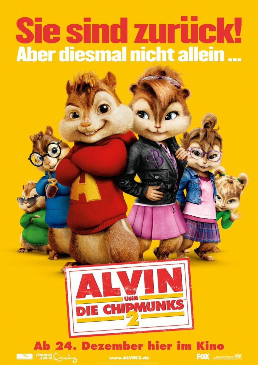 alvin und die chipmunks 1