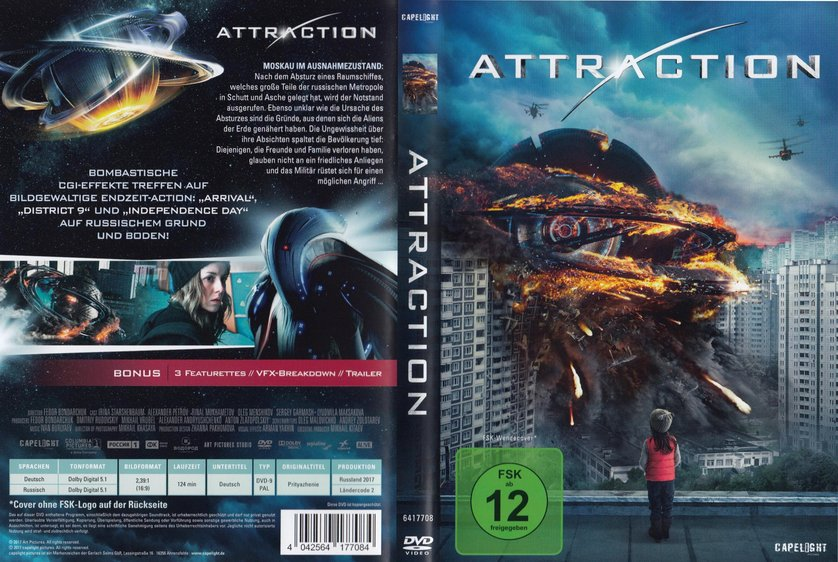 Attraction Deutsch