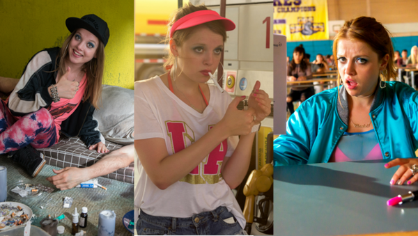 Jella Haase als Chantal in 'Fack ju Göthe' (2014-2017) © Constantin Film