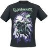 Gloryhammer Chaos Wizard powered by EMP (T-Shirt)
