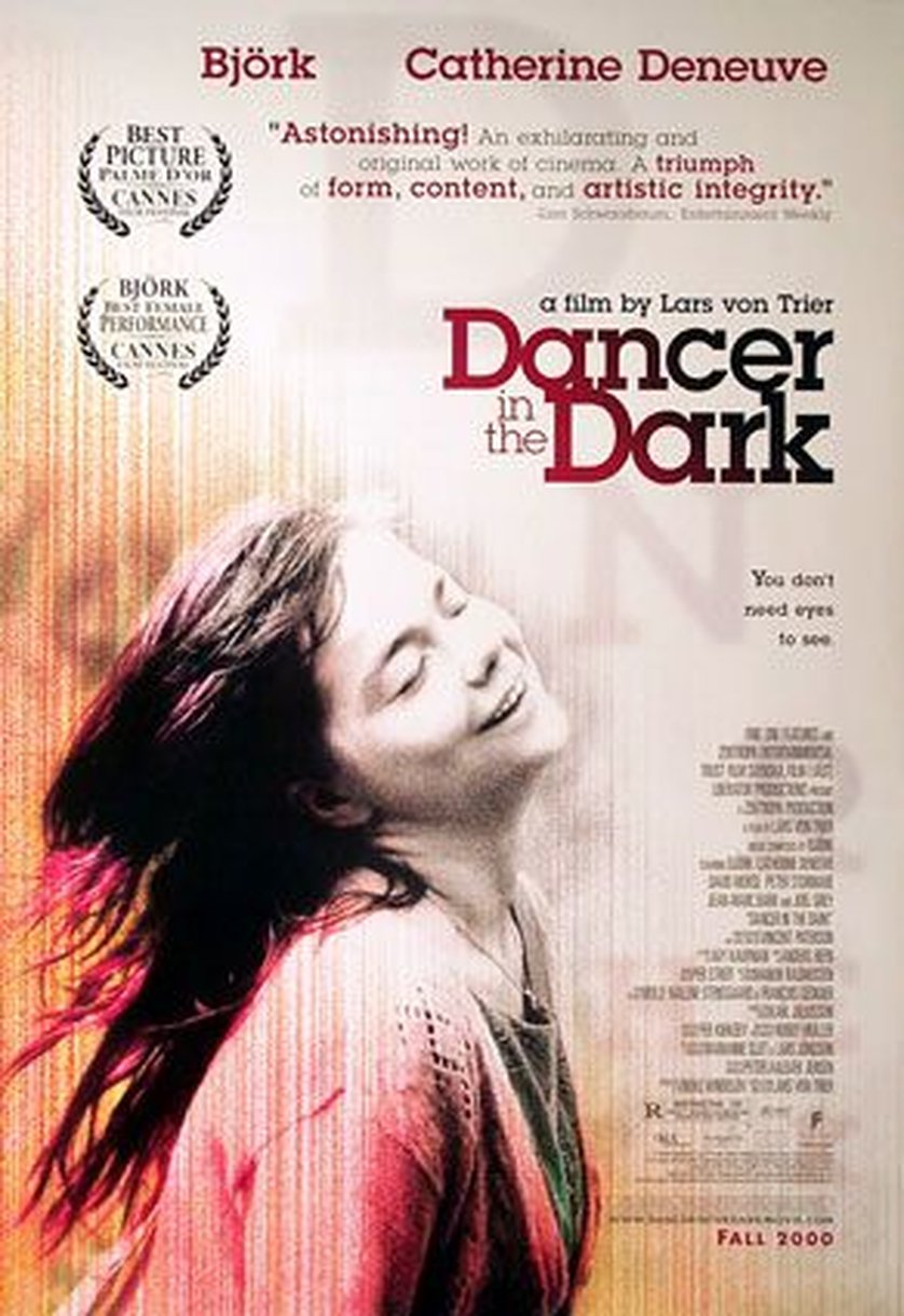 مشاهدة وتحميل فيلم Dancer In The Dark 2001 720p BluRay مترجم اون لاين