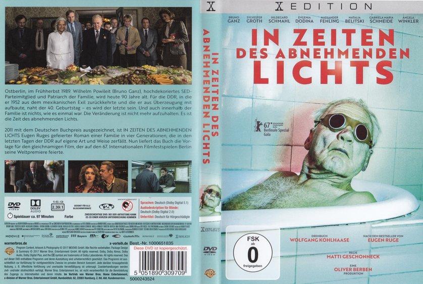 In Zeiten Des Abnehmenden Lichts Dvd Blu Ray Oder Vod
