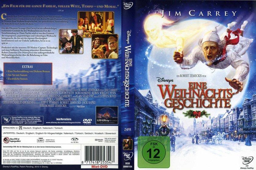 Disneys Eine Weihnachtsgeschichte Dvd Oder Blu Ray Leihen