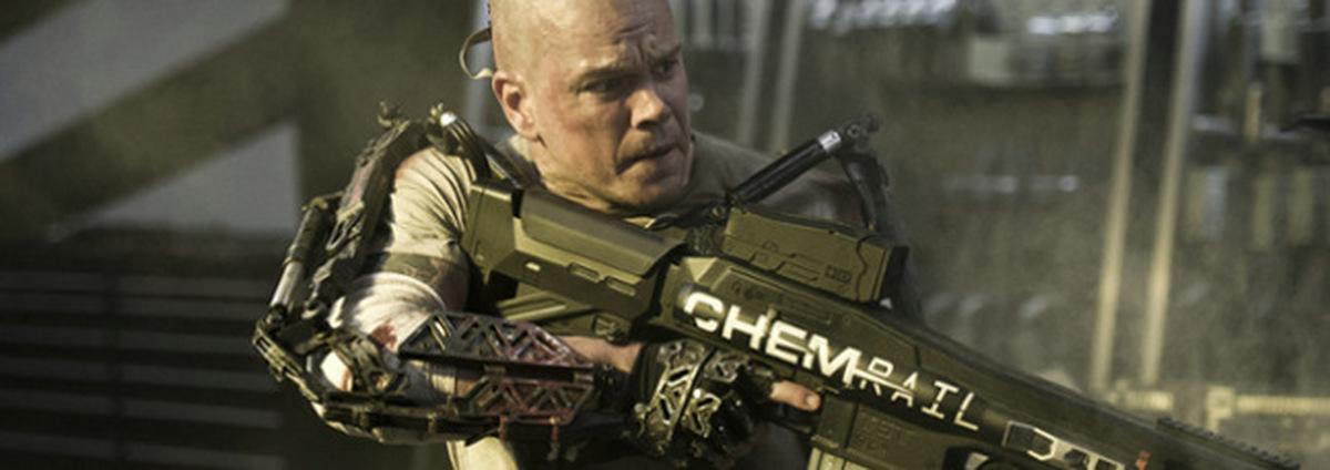 The Martian: Neue Rolle in einem Sci-Fi-Projekt für Matt Damon?