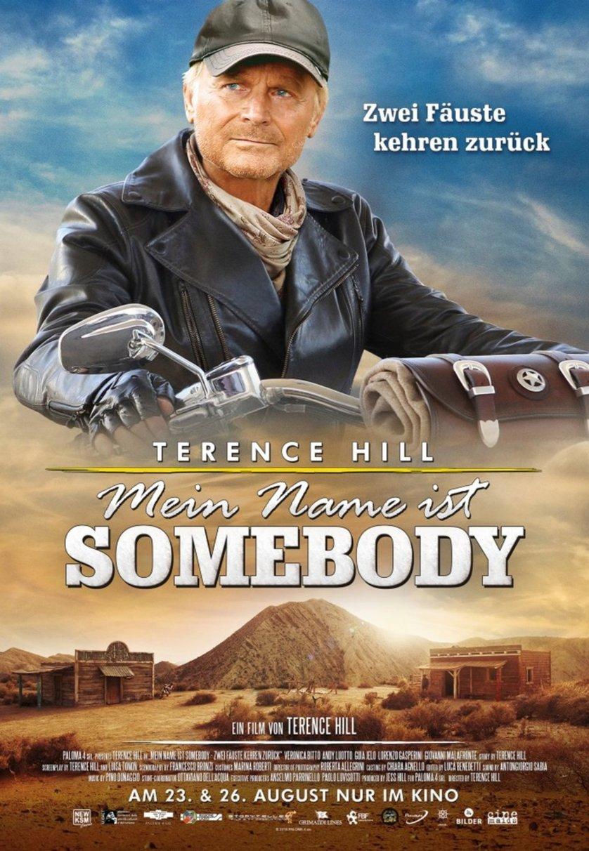 Mein Name ist Somebody: DVD oder Blu-ray leihen