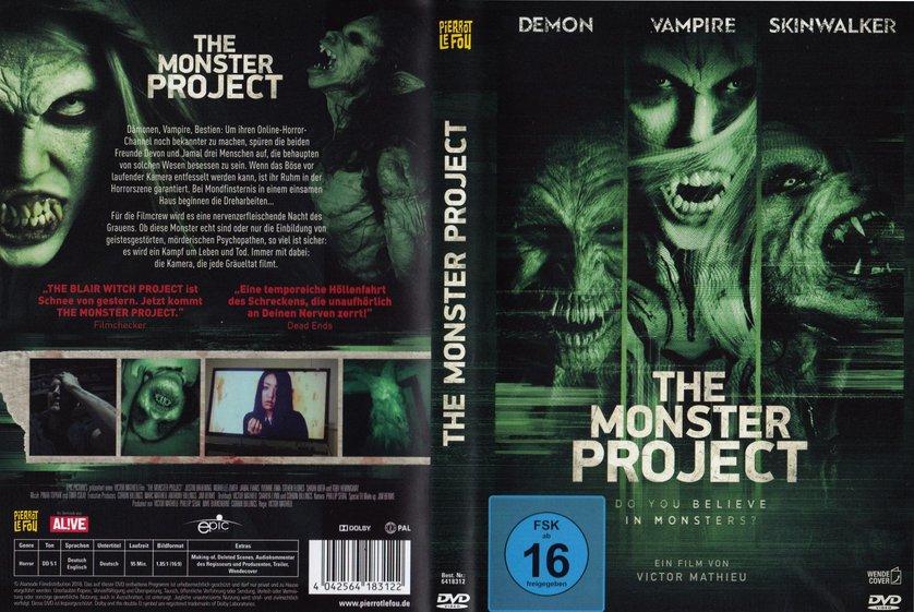 the monster project stream deutsch