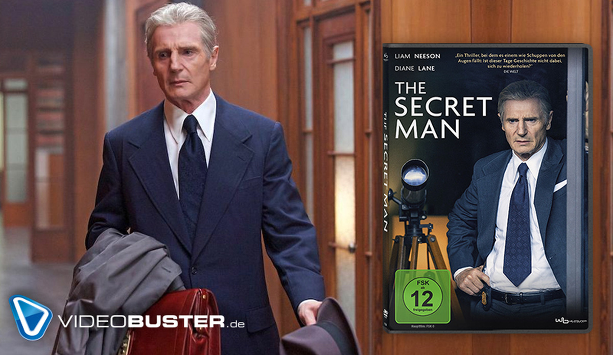 The Secret Man: Liam Neeson und die Watergate Affäre