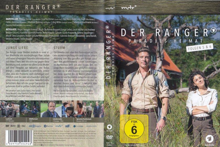 Der Ranger Paradies Heimat Dvd Oder Blu Ray Leihen Videobuster De