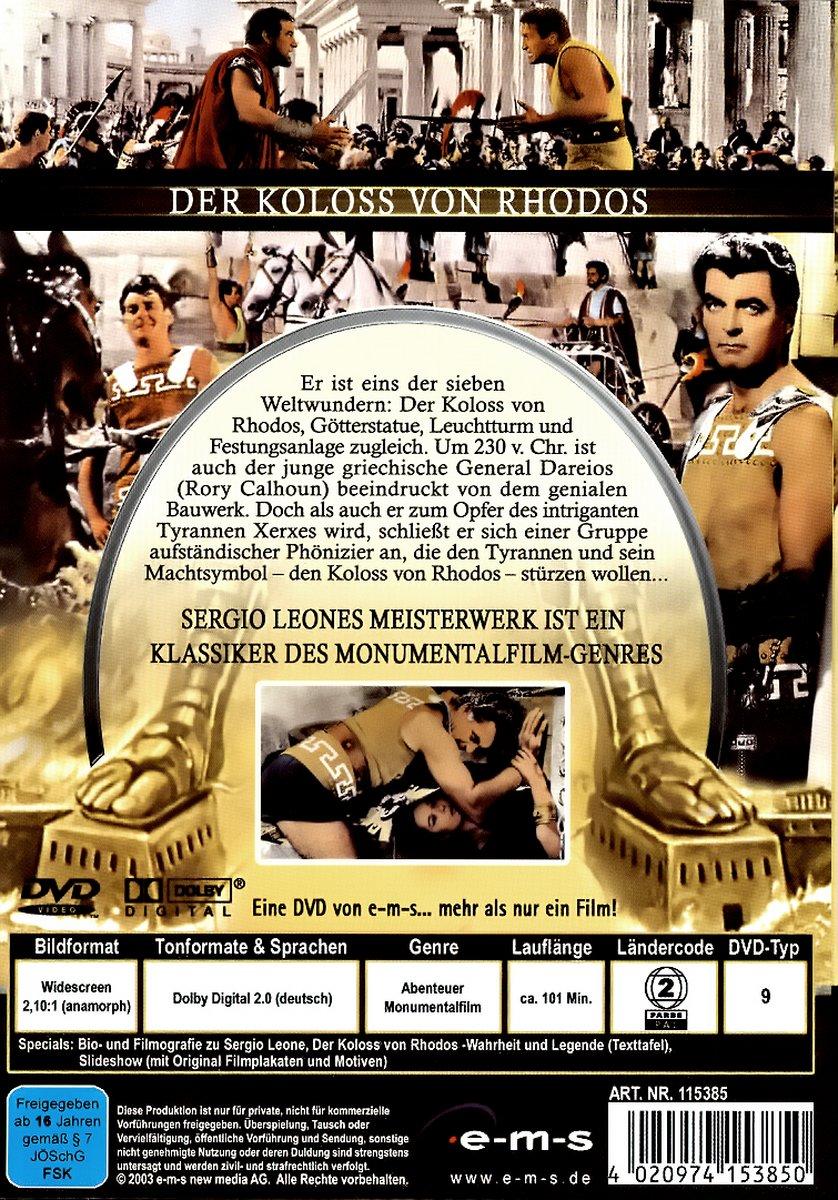 Der Koloss Von Rhodos Film