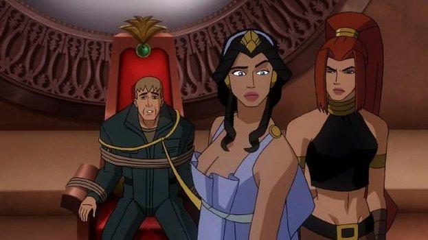 Wonder Woman - Animated Original Movie