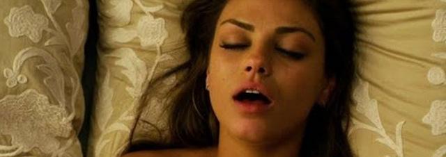 Mila Kunis: 'Shades of Grey' heiß begehrt: Kunis zeigt Interesse