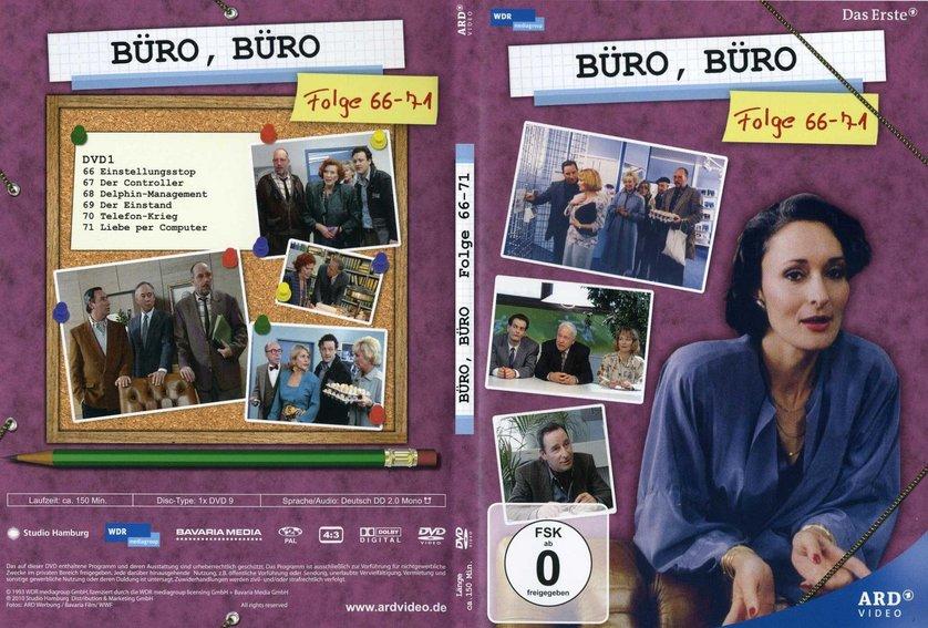 Buro Buro Staffel 3 Dvd Oder Blu Ray Leihen Videobuster De