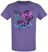 Avengers Black Panther - Colour Pop powered by EMP (T-Shirt)