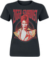 David Bowie Zaggy Stardust powered by EMP (T-Shirt)