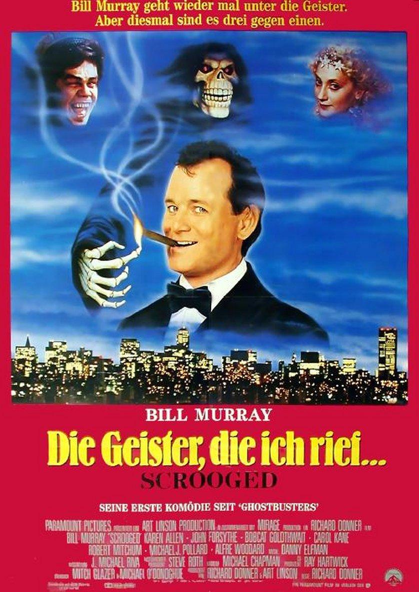 Die Geister, die ich rief...: DVD oder Blu-ray leihen - VIDEOBUSTER.de