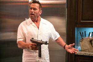 Arnold Schwarzenegger ist 'Killing Gunther' USA 2017 © Splendid Film