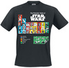 Star Wars Periodic Table powered by EMP (T-Shirt)