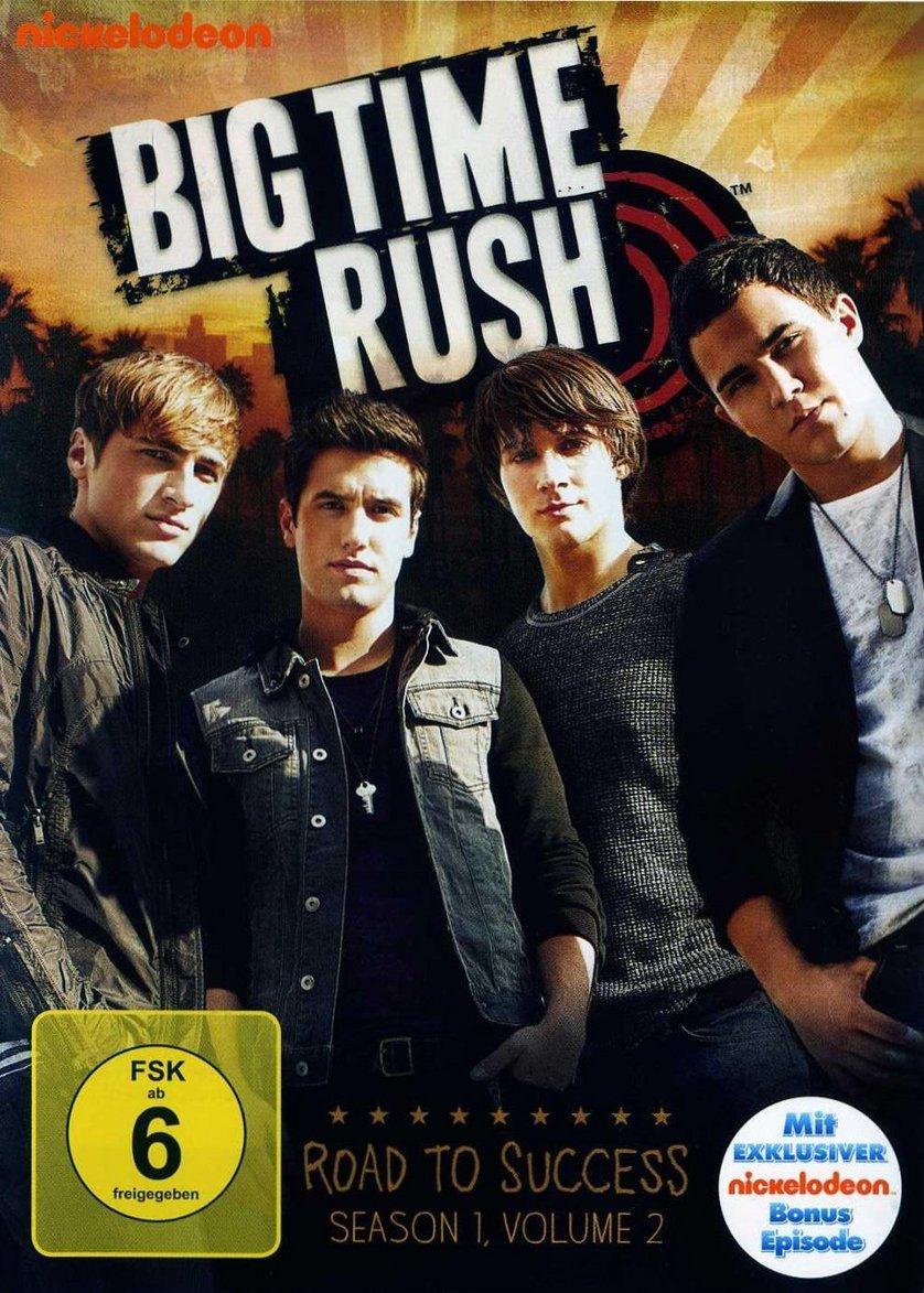 Big Time Rush Staffel 1