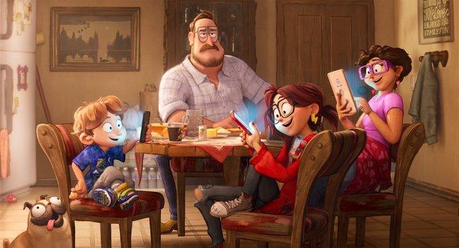 Connected - Familie verbindet