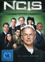 NCIS - Navy CIS - Staffel 8