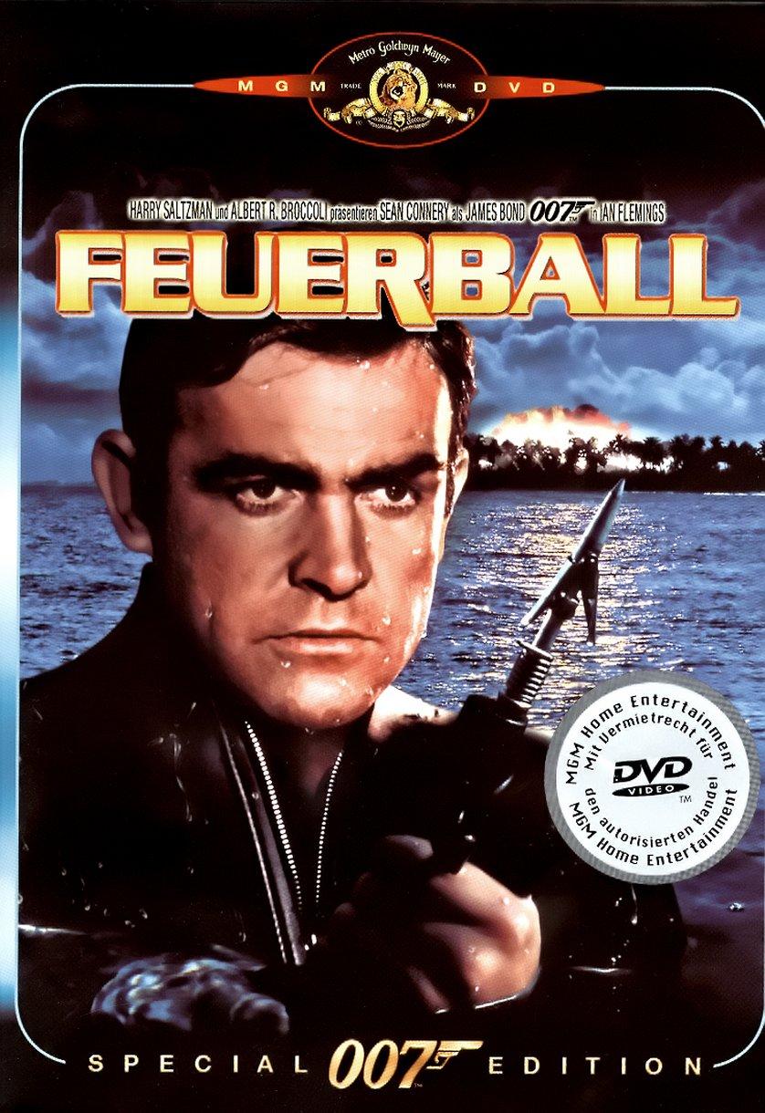 James Bond Feuerball